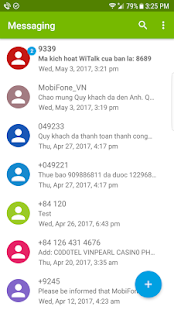 Sonus Wi-Fi Calling - náhled