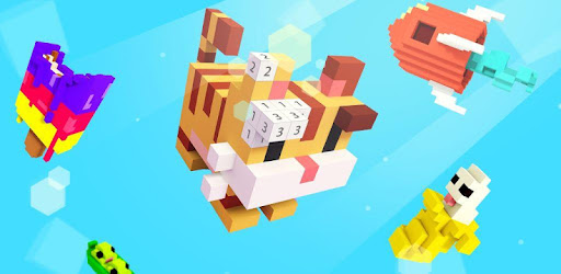 Voxel - 3D Color by Number & Pixel Coloring Book game (apk) free download for Android/PC/Windows screenshot