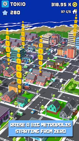 Tap City: Building clicker 1.0.10 screenshot 193345