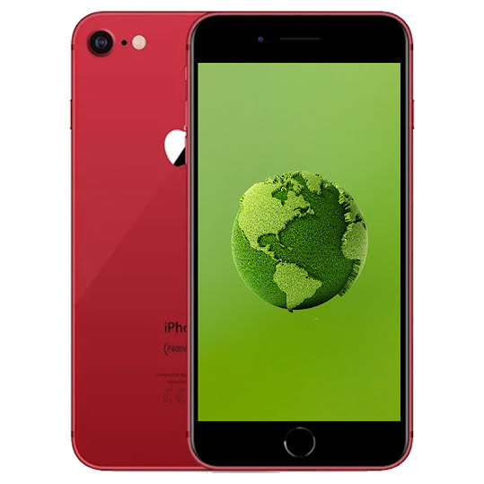 Apple iPhone 8 64GB, (Product)Red (A+)