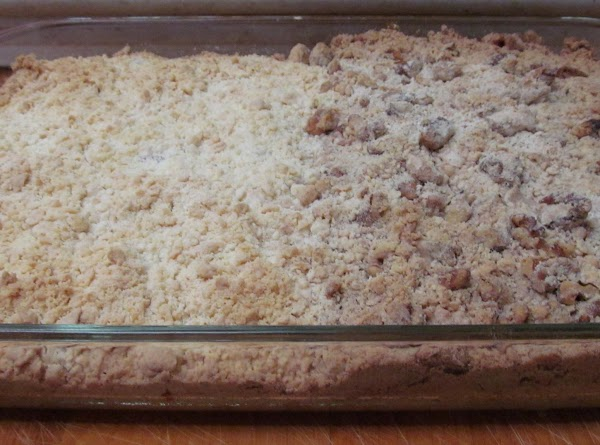 Bake for about one hour at 300 degrees. Time will vary according to the...