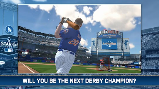 MLB Home Run Derby 2020 MOD (Unlimited Gold Coins/Diamonds) 1