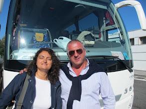 Photo: It.s1P16-141009Ariana, guide & Carminé, chauffeur  IMG_5811