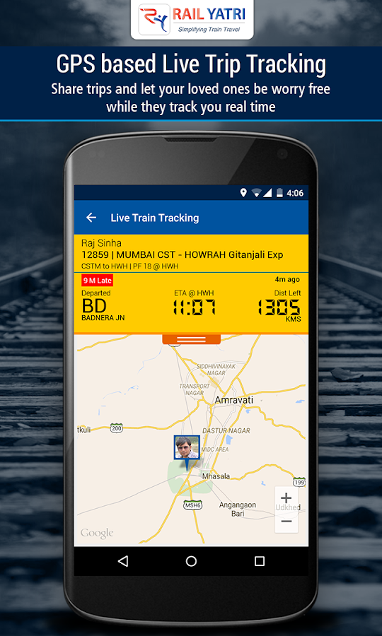 RailYatri- The NxtGen Rail App - screenshot
