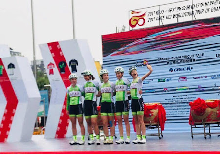 Girlpower - Tour of Guangxi deel II