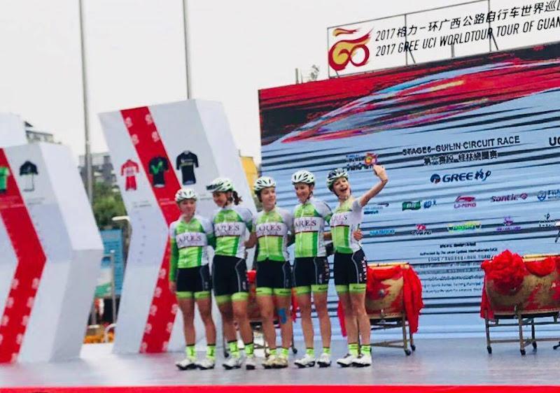Girlpower - Tour of Guangxi deel II