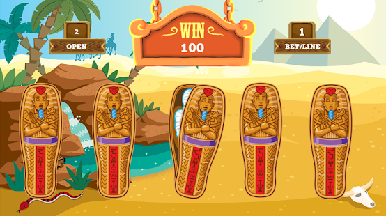 Egyptian Slot Fever- screenshot thumbnail