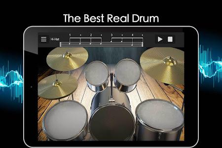 Easy Jazz Drums for Beginners: Real Rock Drum Sets 1.1.2 screenshot 2093007