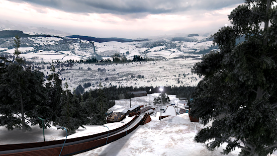 Ski Jumping Pro Screenshot