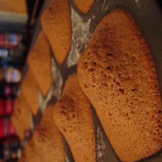 Chocolate Madeleines!.