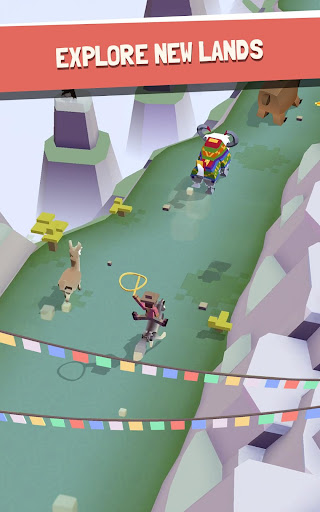 Rodeo Stampede: Sky Zoo Safari screenshot 15