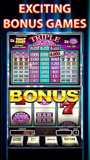 Free Slots Triple Diamond 2.9 screenshots 7