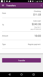 Connex Credit Union Mobile screenshot 2