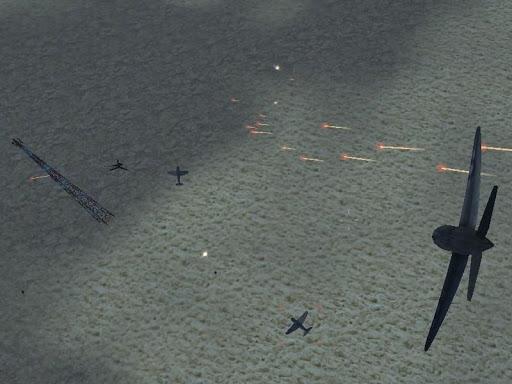 Air Strike Fighter Gunship