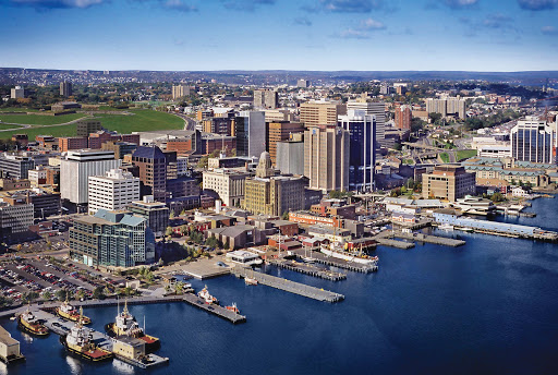 halifax-skyline.jpg - An aerial view of Halifax's cityscape along the waterfront.