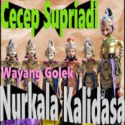 Wayang Golek Cecep Supriadi: Nurkala Kalidasa