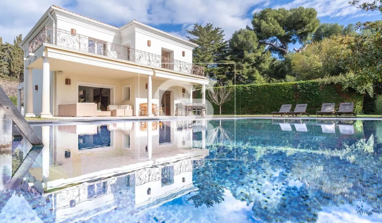 Villa avec jardin Cap d'Antibes