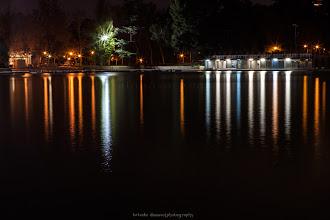 Photo: Embarcadero del estanque de El Retiro, Madrid. Filtros: Sin filtros