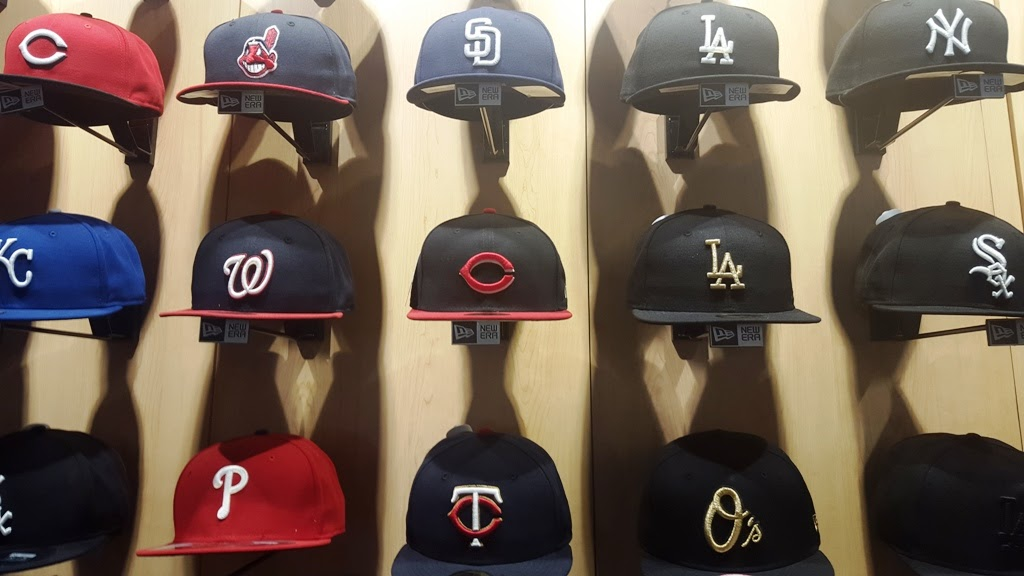 NEW ERA CAPS FROM MAJOR LEAGUE BASEBALL TEAMS