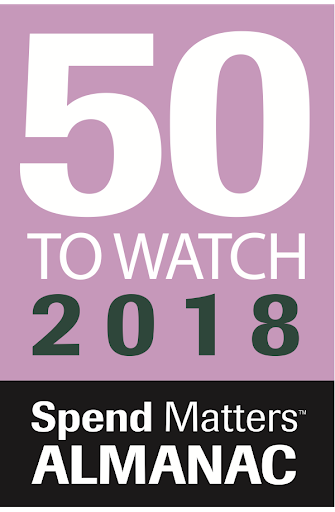 Spend matters Vendor to watch 2018
