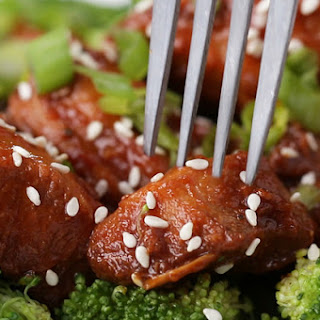 This Slow Cooker Sesame Chicken Is The Perfect Week-Night Dinner
