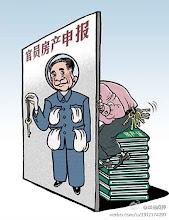 Photo: 莱德视界:官员财产申报
