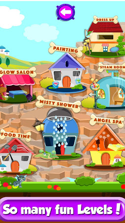 Messy Pets - Cleanup Salon 1.1.3 screenshot 2039389