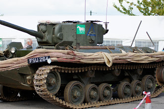 Photo: Tank