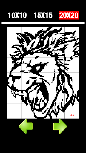 Nonogram3(繪圖方塊邏輯)