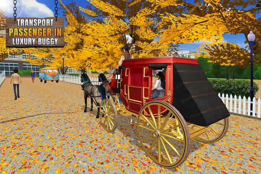 Flying Horse Taxi City Transport: Horse Games 2020 2.2 screenshots 7