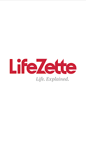 LifeZette- screenshot thumbnail