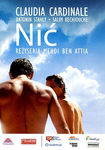 Przód ulotki filmu 'Nić'