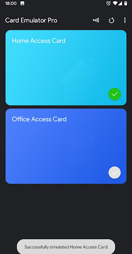 Screenshot for NFC Card Emulator Pro (Root) in United States Play Store