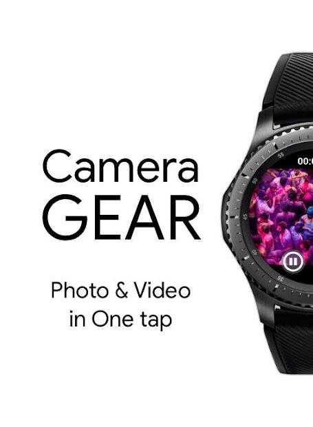 Camera Gear Android App Screenshot