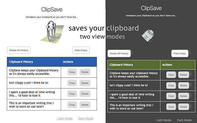 ClipSave