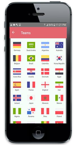 2018 World Cup Draw Simulator 2.3.0 screenshots 7