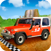 Offroad Jeep Car Racing