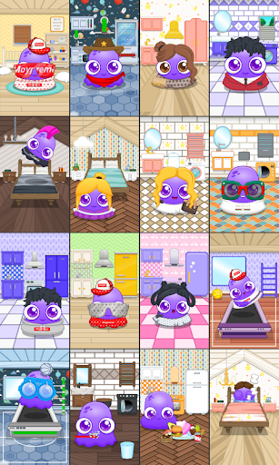 Moy 6 the Virtual Pet Game 2.02 screenshots 6