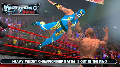 WRESTLING MANIA : WRESTLING GAMES & FIGHTING 2.0 screenshots 2
