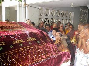 Photo: 3rd day morn -Vignesh Keerthana apts ubhayam