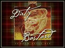 Founders Dirty Bastard Scotch Ale