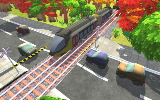铁路车流量SIM 2017