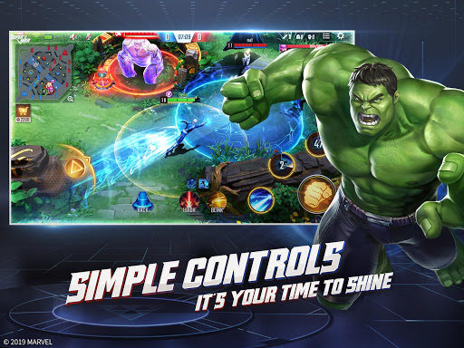 MARVEL Super War apkmr screenshots 20