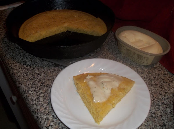 Thin Corn Bread Recipe
