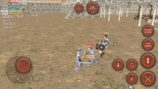 Gladiator Death Arena 2.4 de.gamequotes.net 2