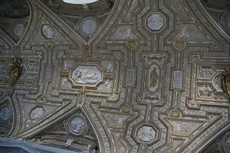 Photo: Свод собора в Ватикане