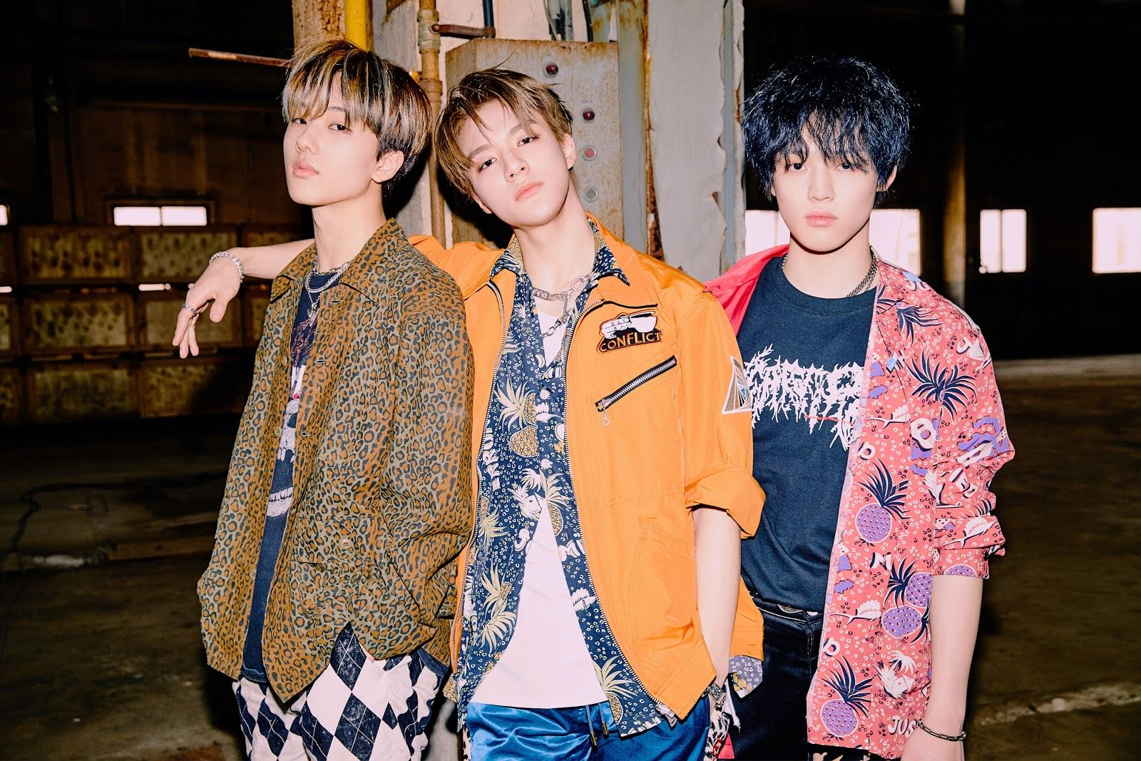 nct dream jisung jeno chenle @NCTsmtown_DREAM