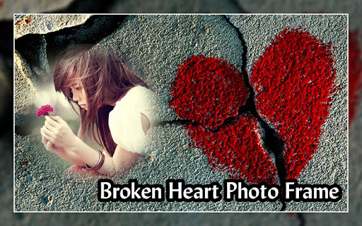 Broken Heart Photo Frames APK download | APKPure.co
