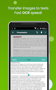 Clear Scan: Free Document Scanner App,PDF Scanning App Download For Android 5