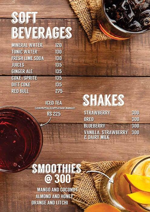 Lord of the Drinks Andheri menu 6